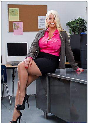 Busty Moms in Pantyhose Pictures