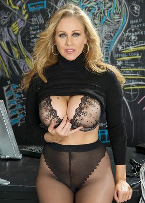 Busty Moms in Office Pictures